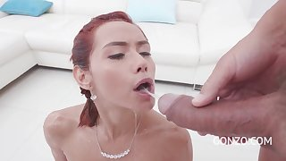 Veronica Leal - Assfucking & double intrigue b passion 3on1 with Gonzo monsters